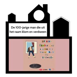 Odigibu 100 jarig man die uit het raam klom en verdween