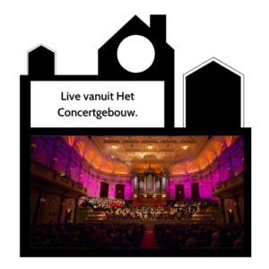 Odigibu live vanuit het concertgebouw