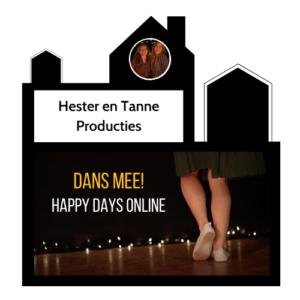 Odigibu Hester en Tanne dans mee