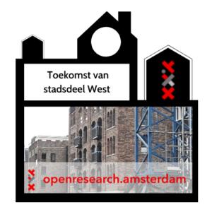 Odigibu Toekomst van stadsdeel West open research amsterdam