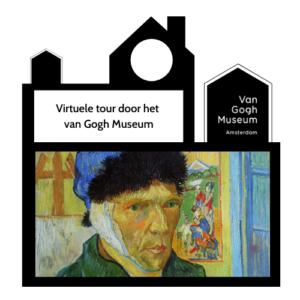 Odigibu van gogh museum virtuele tour