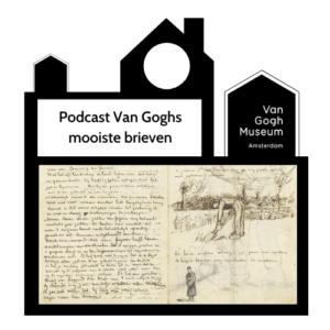 Odigibu podcast van Gogh's mooiste brieven