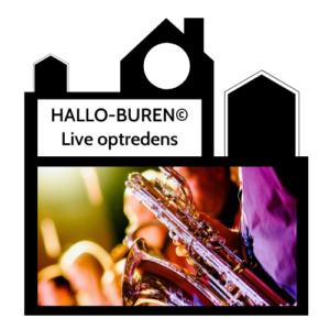 Odigibu Hallo buren live optredens