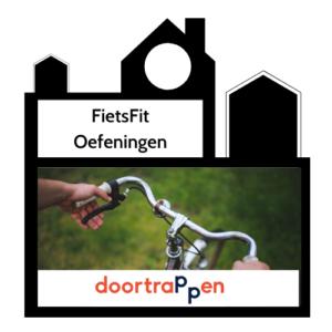 Odigibu doortrappen fietsfit oefeningen