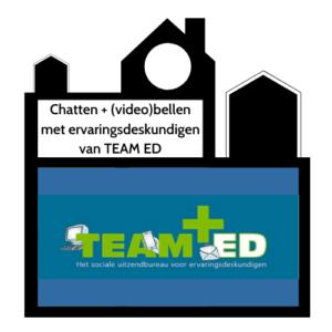 Odigibu Team Ed - chatten en videobellen met ervaringsdeskundigen