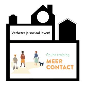 Odigibu Verbeter je sociaal leven online training - meer contact