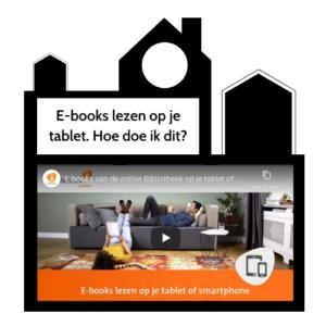 Odigibu ebooks lezen op een tablet
