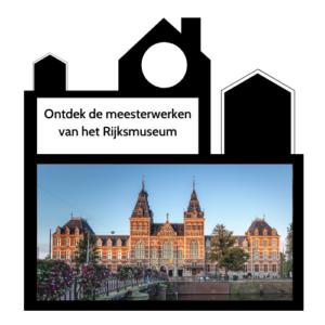 Odigibu meesterwerken van het Rijksmuseum