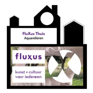 Odigibu aquarelleren Fluxus
